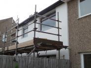 External Insulation Installation