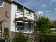 External Insulation Installation